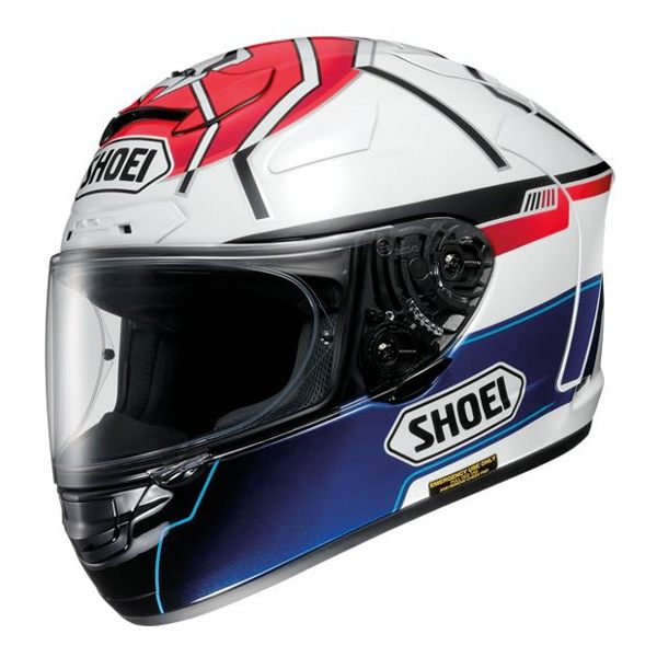 Shoei X-Spirit 2 - Marquez Motegi (TC1)