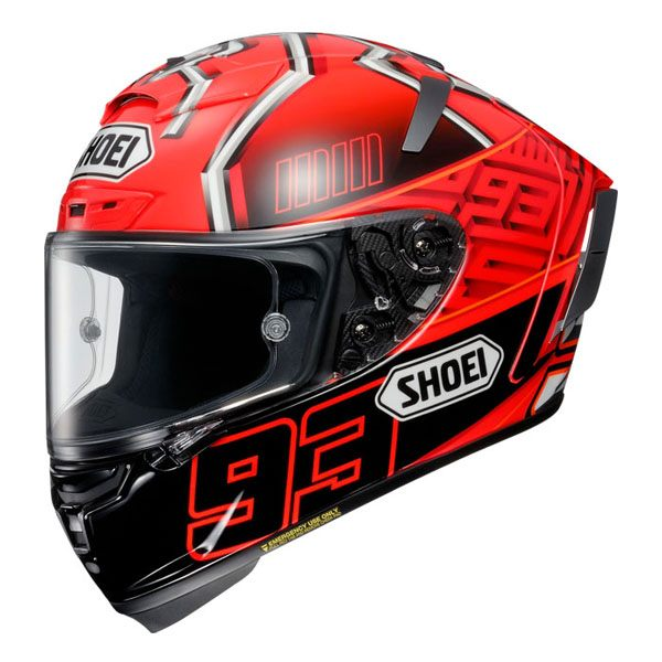 Shoei X-Spirit 3 - Marquez (TC1)