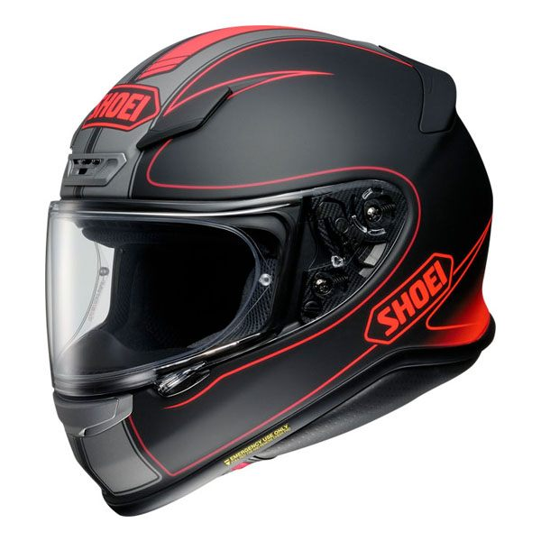 Shoei NXR - Flagger (TC1)