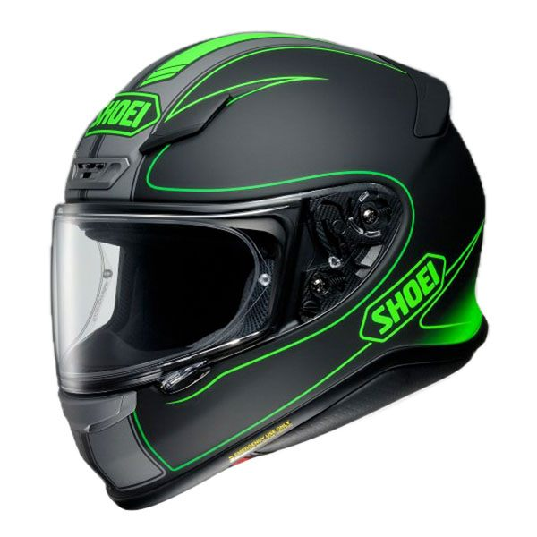 Shoei NXR - Flagger (TC4)