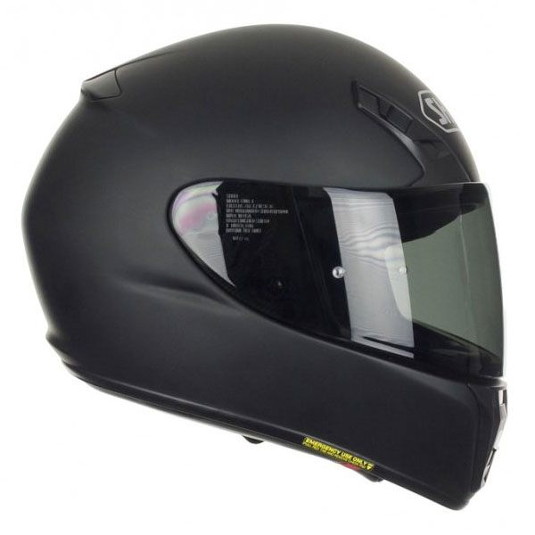 Shoei RYD (Matt Black)
