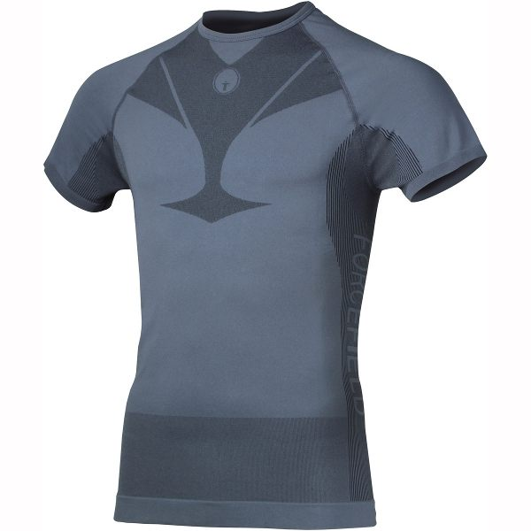 Forcefield Technical Base Layer Short Sleeve T-Shirt - Grey