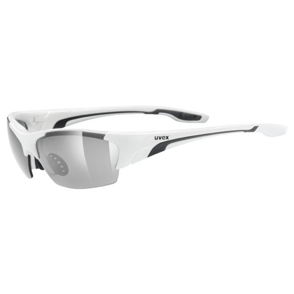 Uvex Sunglasses Blaze 3 - White/Black