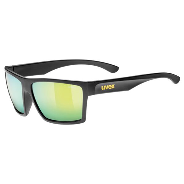 Uvex Sunglasses LGL 29 - Black/Yellow