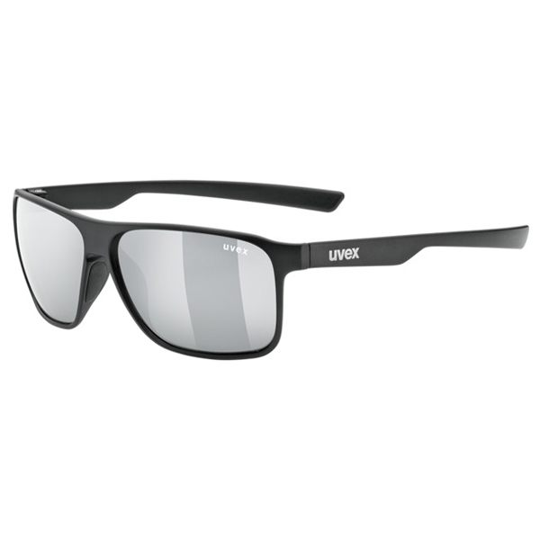 Uvex Sunglasses LGL 33 Pola - Matt Black