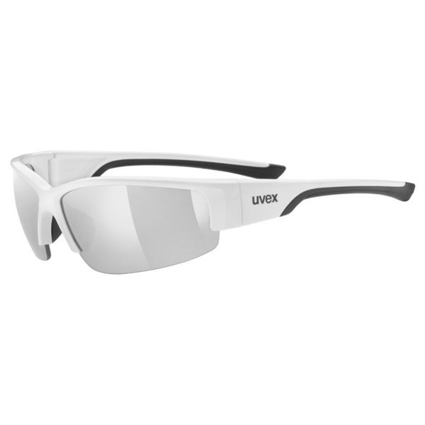 Uvex Sunglasses SP 215 - White/Black