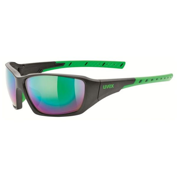Uvex Sunglasses SP 219 - Green/White