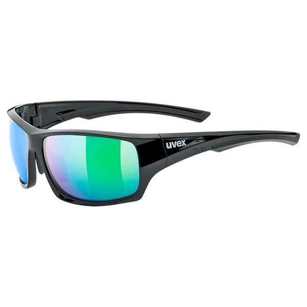 Uvex Sunglasses SP 222 Pola - Black/Green