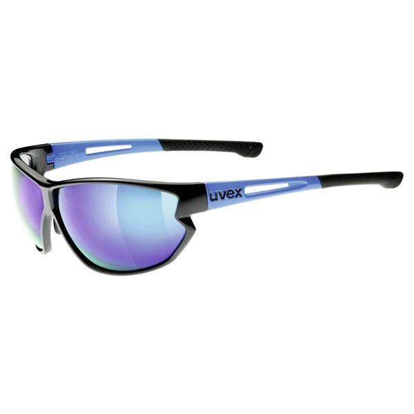 Uvex Sunglasses SP 810 - Black/Blue