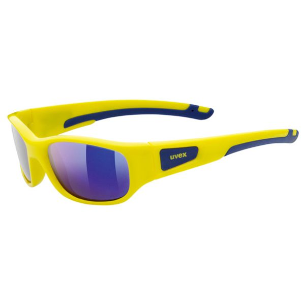 Uvex Sunglasses SP 506 - Yellow/Blue
