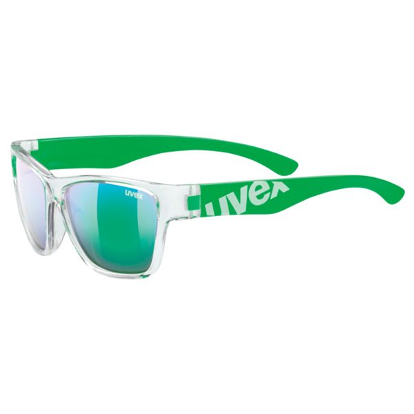 Uvex Sunglasses SP 508 - Clear/Green