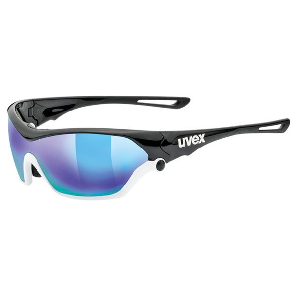 Uvex Sunglasses SP 705 - Black/White