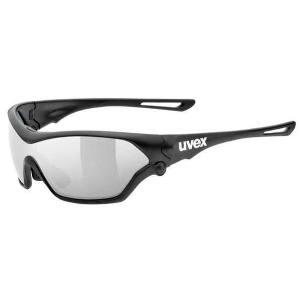 Uvex Sunglasses SP 705 - Matt Black