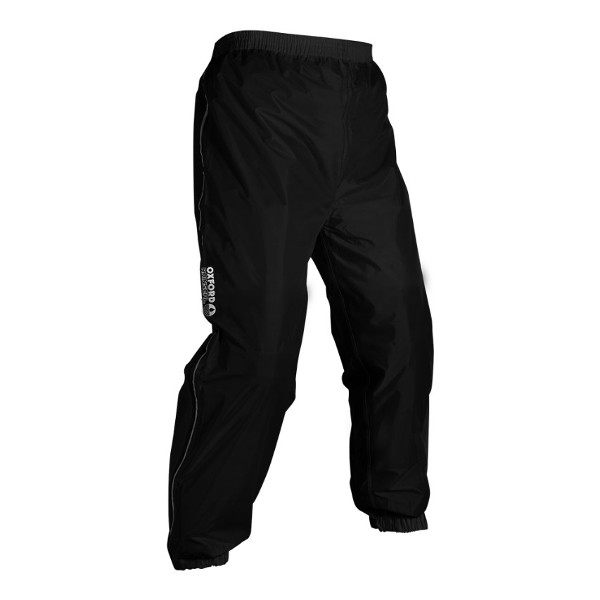 Oxford Rain Seal Over Trousers - Black