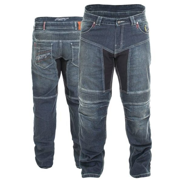 RST Technical Aramid Jeans Dark Wash - Blue