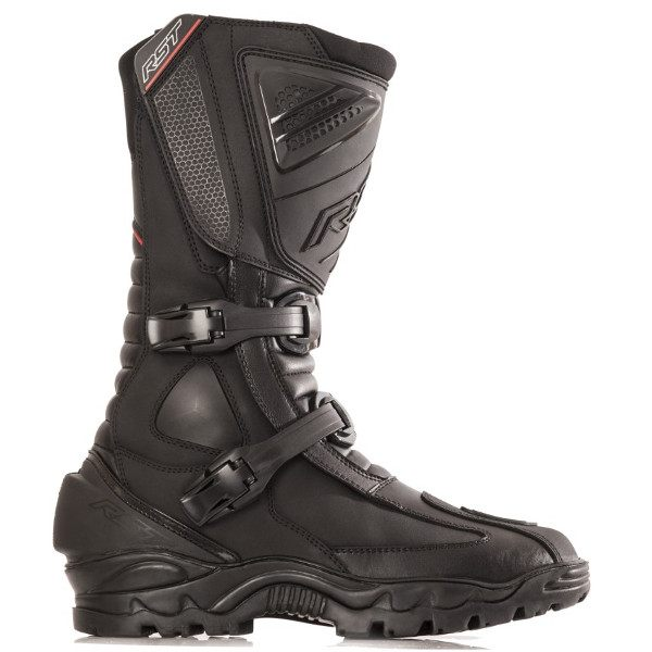 RST Adventure 2 Waterproof Boots - Black