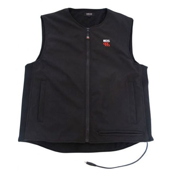 Keis Heated V106 Comfort Vest - Black [X10]