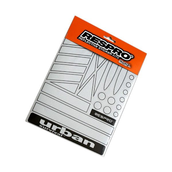 Respro Sticker Kit - Regular Shapes