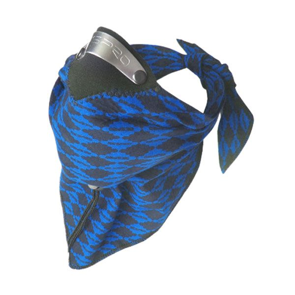 Respro Bandit Scarf - Diamond Blue