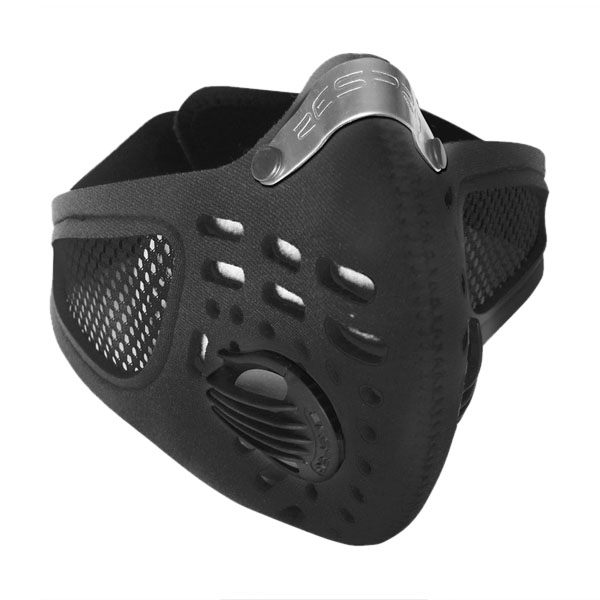 Respro Sportsta Mask For Pollen - Black