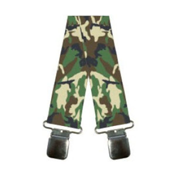 Oxford Riggers Braces - Camo