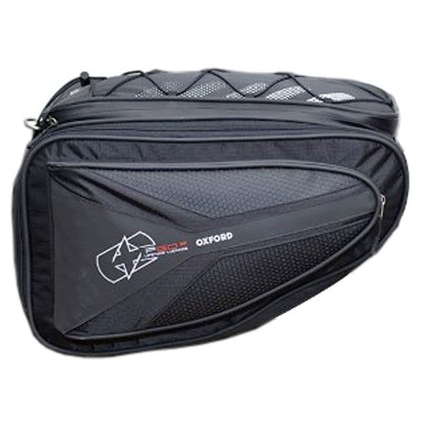 Oxford P60R Panniers - Black