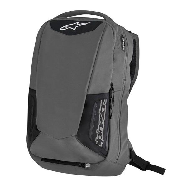 Alpinestars City Hunter Backpack - Black/Grey