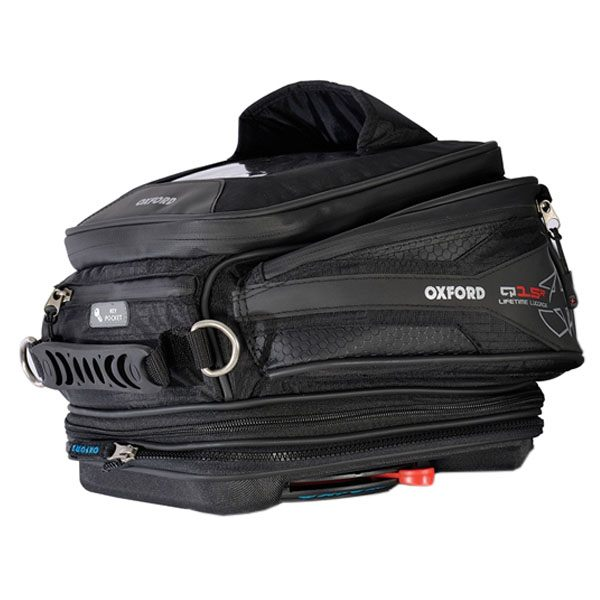 Oxford Q15R Tank Bag - Black