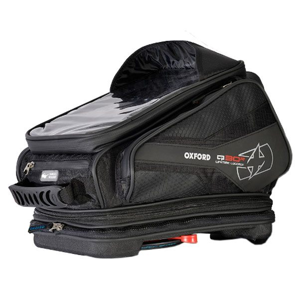 Oxford Q30R Tank Bag - Black