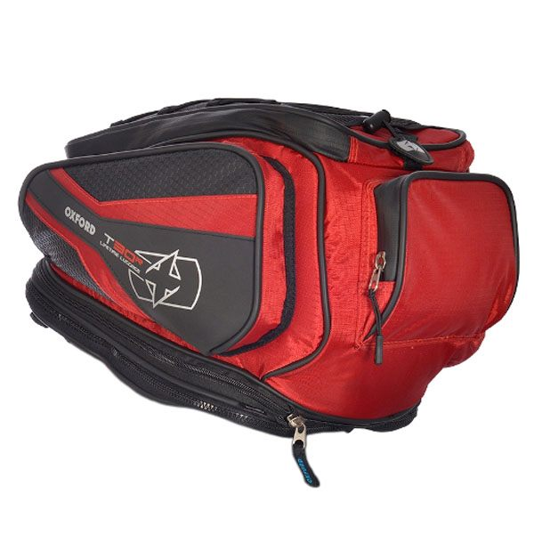 Oxford T30R Tailpack - Red