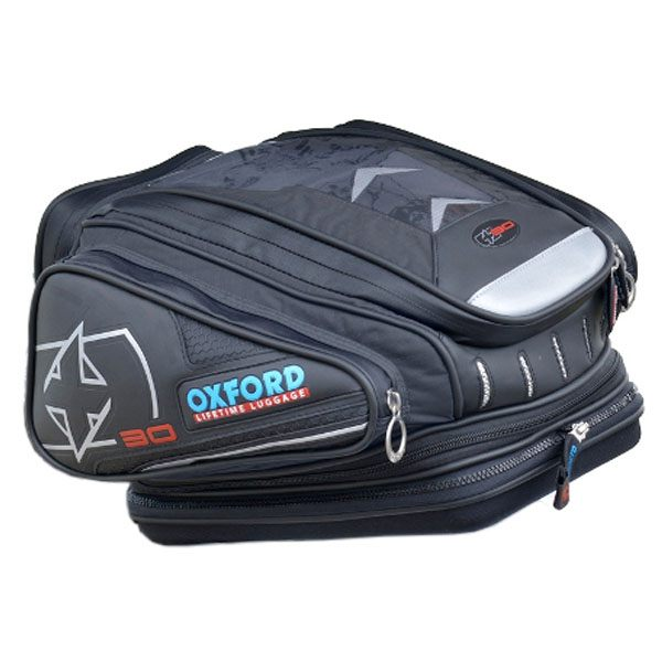 Oxford X30 QR Tankbag - Black