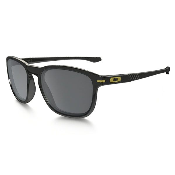 Oakley Enduro Sunglasses - Black/Black Iridium