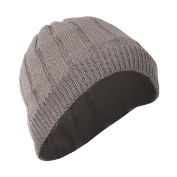 Oxford Aqua Beanie - Charcoal