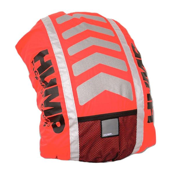 Respro Deluxe Hump Rucksack Cover - Shocking Orange