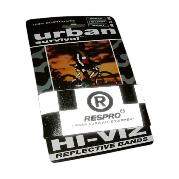 Respro Motorcycle Helmet Band Printed - Check