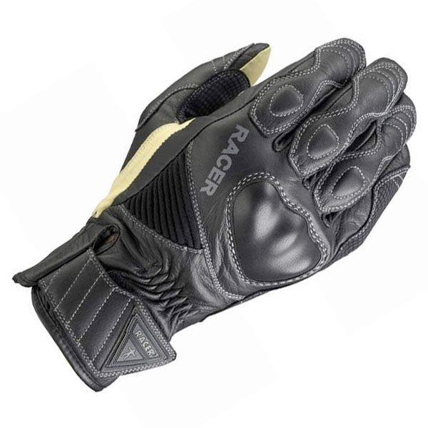 Racer Short Sport 2 Gloves - Black
