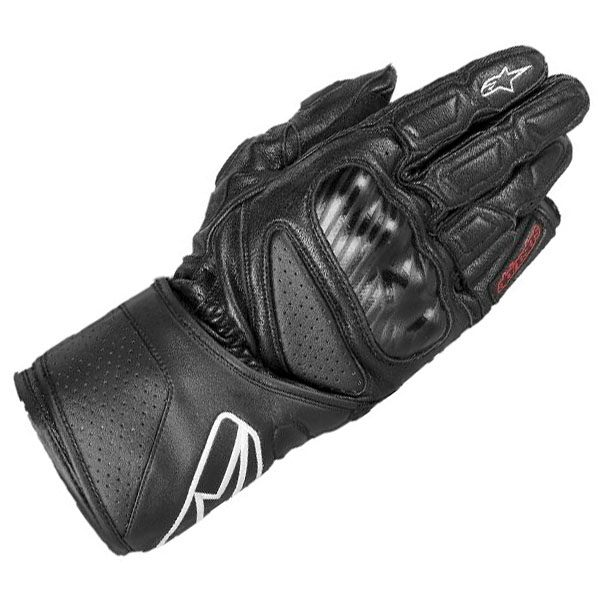Alpinestars SP-8 Leather Gloves - Black