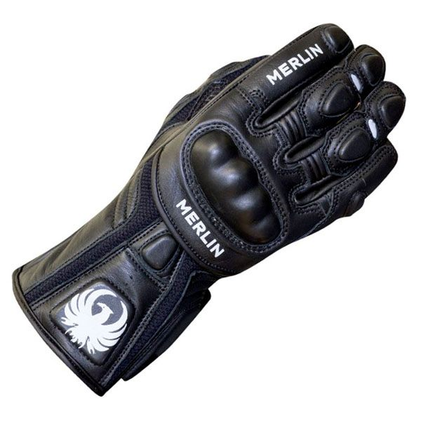 Merlin Stefie Gloves Ladies - Black