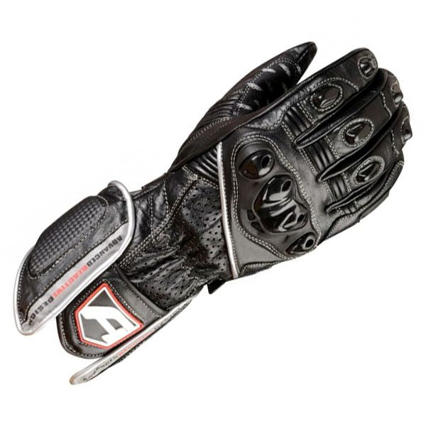 Akito Sports Rider Gloves - Black