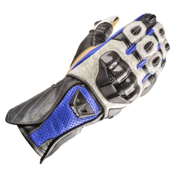 Nitro NG102 Pro Gloves - Blue/Black