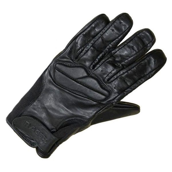 Racer Field Gloves - Black