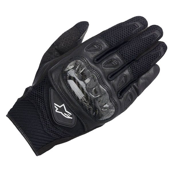 Alpinestars SMX-2 Air Carbon Gloves - Black