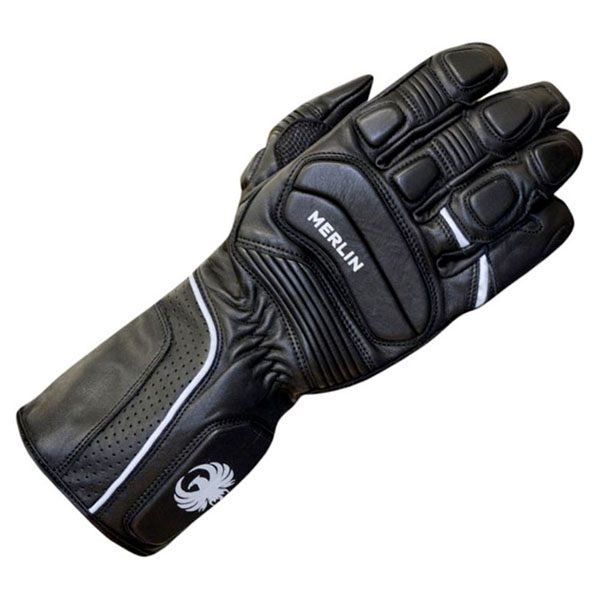 Merlin Nero Gloves Mens - Black