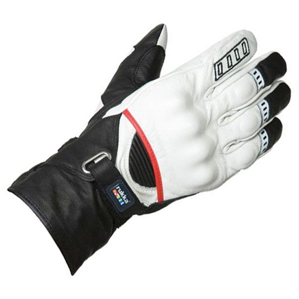 Rukka Apollo - Gore-Tex Gloves Mens Black/White